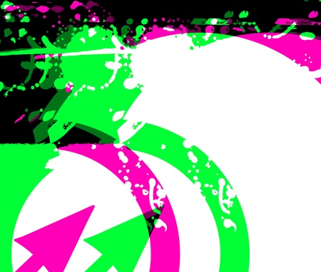 Art color background design Stock Vector - 15744141