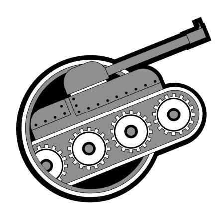 Army icon Stock Vector - 15885005