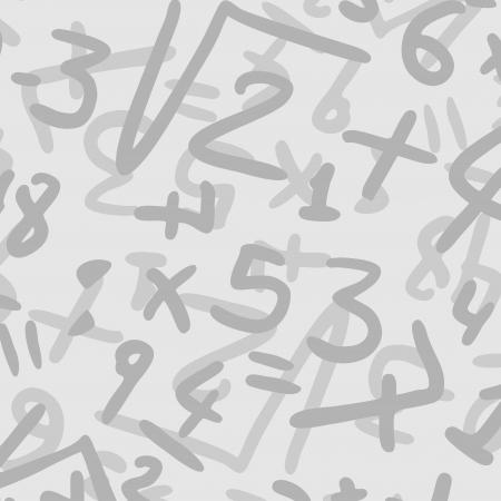 Imaginative numbers design Stock Vector - 16009587