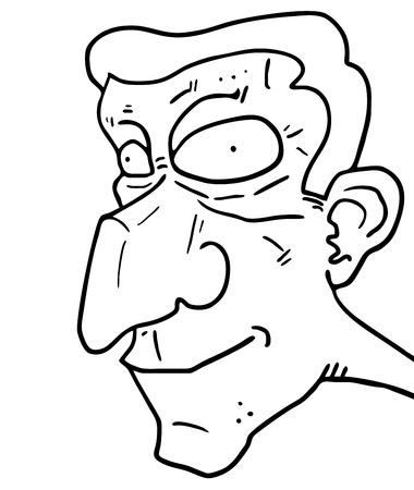 ugly man: Ugly man