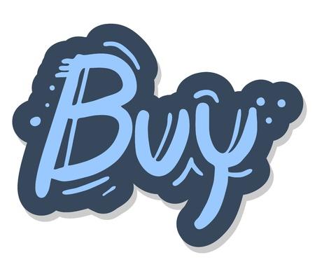 Buy sticker Vector