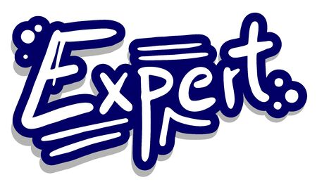 knowledgeable: Expert graffiti