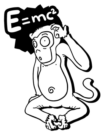 insightful: Science monkey