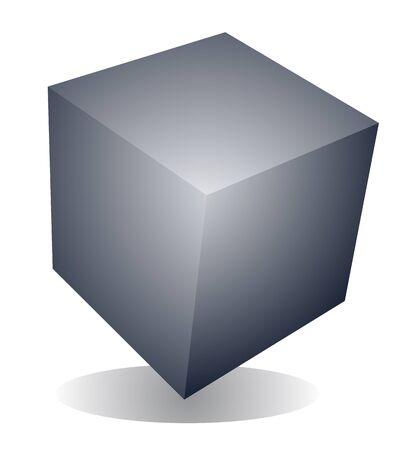 hexahedron: Cube symbol