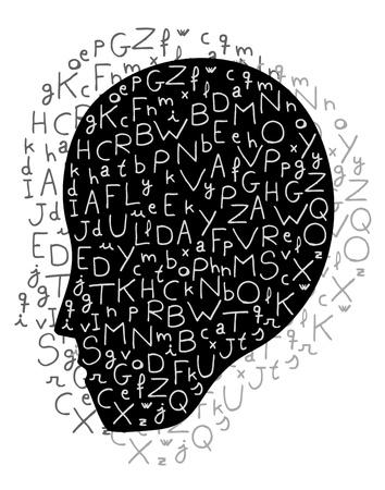 Education face symbol Stock Vector - 16496320