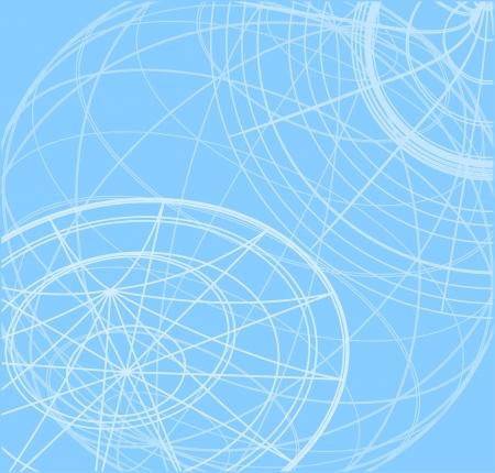 Creative art science background Stock Vector - 16622327