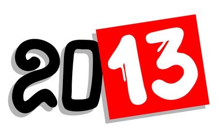 2013 creative sticker