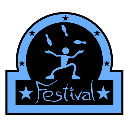 Festival icon Stock Vector - 16622057