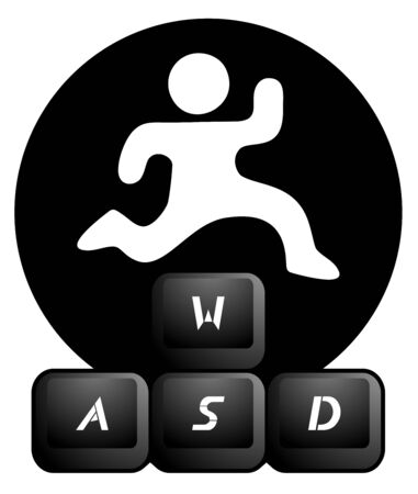 directives: Keyboard puppet icon
