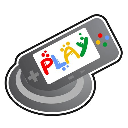 Play icon Stock Vector - 16816308