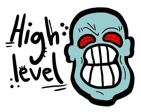 High leve mask Vector