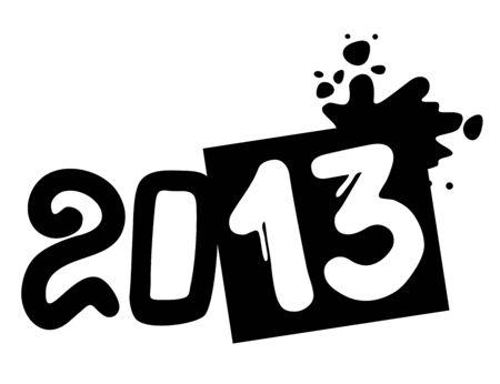 inauguration: 2013 black paint symbol