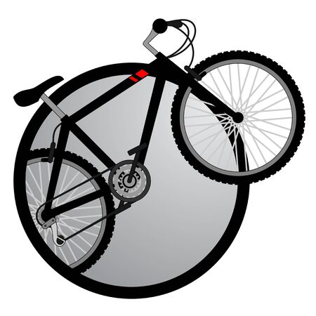 Bike icon Stock Vector - 16974167