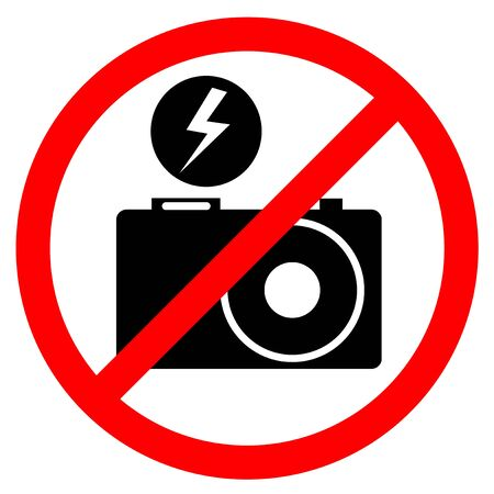 No flash Stock Vector - 16974129