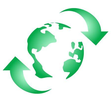Ecological world Stock Vector - 16970363