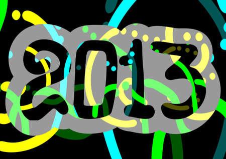 2013 party color emblem