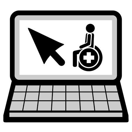 Health modern icon