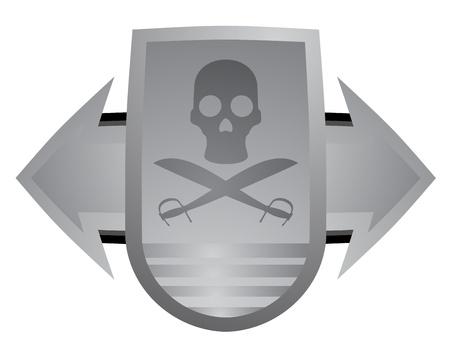 buckler: Pirate armor