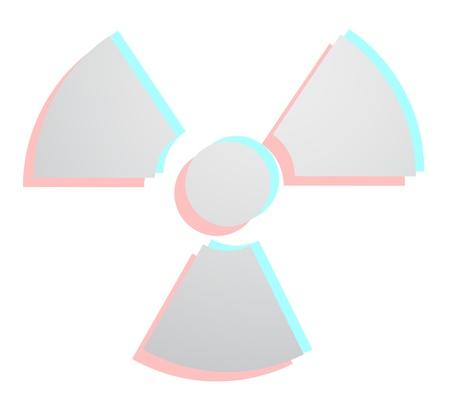 dimensinal: Nuclear art icon