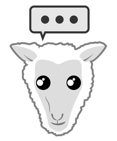 Funny animal Stock Vector - 17092962