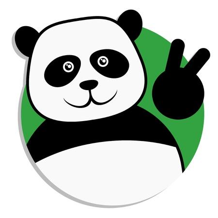 Happy bear Stock Vector - 17265093