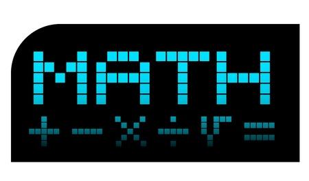Math symbol Stock Vector - 17216103