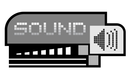 Sound tech Stock Vector - 17197707