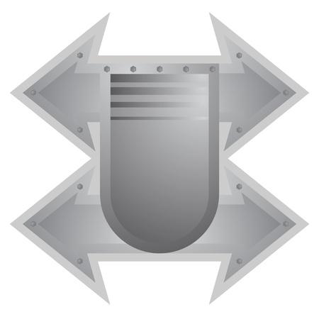 buckler: Security emblem