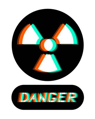 Danger symbol Stock Vector - 17346013