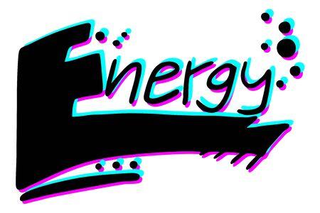 Original energy symbol Stock Vector - 17509504