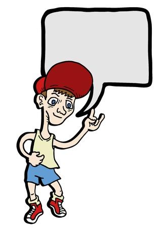 tirade: Kid talk