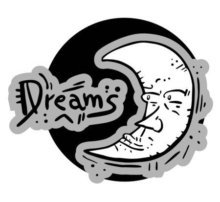 Relax dream Stock Vector - 17618912