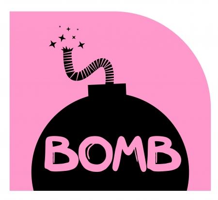 Bomb Stock Vector - 17618778