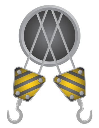 Crane icon Stock Vector - 17618860