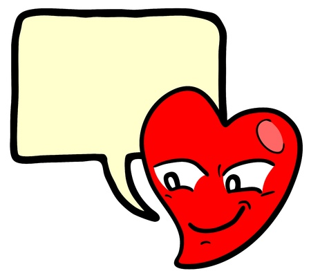 converse: Cartoon Liebe