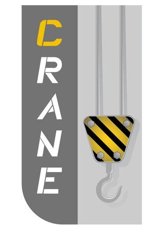 Crane sign Stock Vector - 17618895