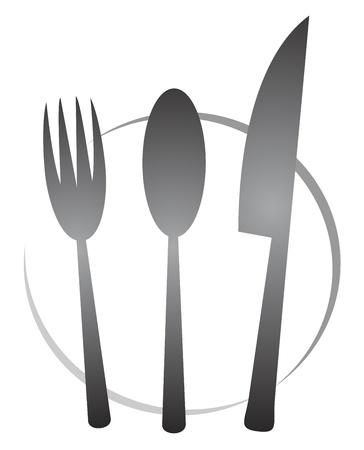 eating utensil: Cook icon
