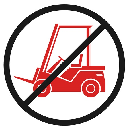 No work machine Stock Vector - 17701117