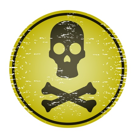 terror: Terror symbol Illustration