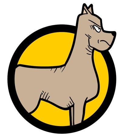 playfull: Dog icon