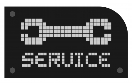 Service icon Stock Vector - 17902525