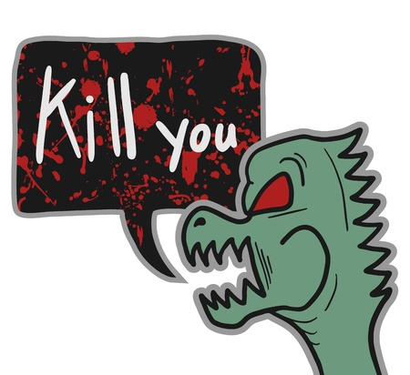 Kill you Vector