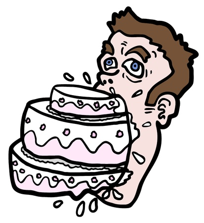expesive: Hombre hambriento Tasty