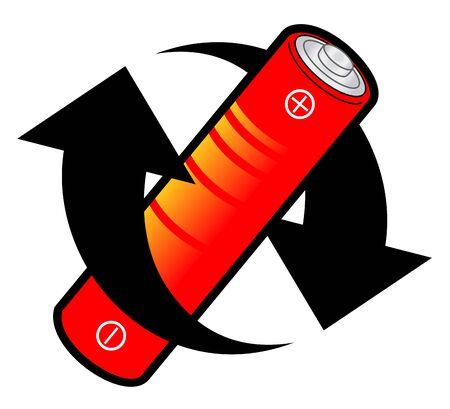 Recycle energy Stock Vector - 18192380