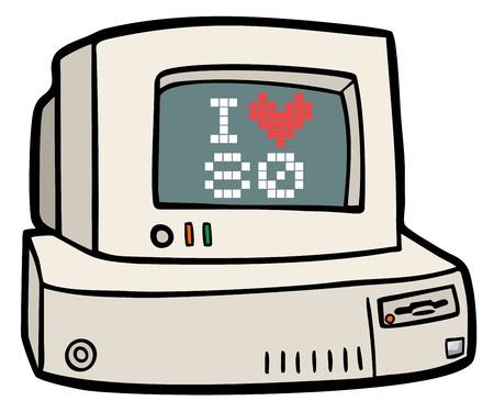 informatics: I love retro informatics