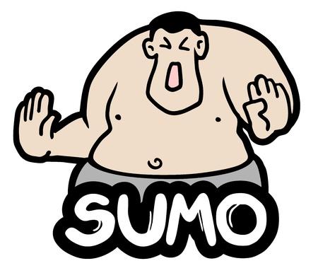 sumo: Sumo fighter