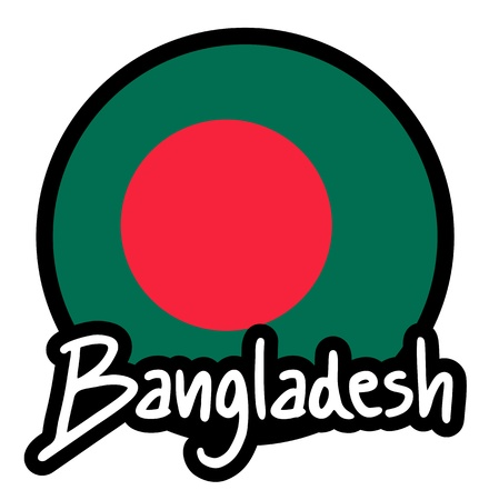 Bangladesh flag icon Stock Vector - 18498768
