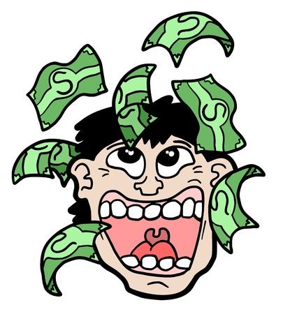 booming: Joke money