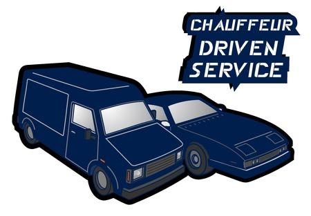 chauffeur: Driven Illustration