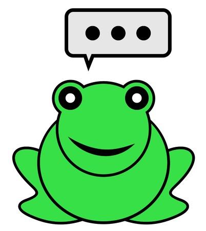 tirade: Frog comic